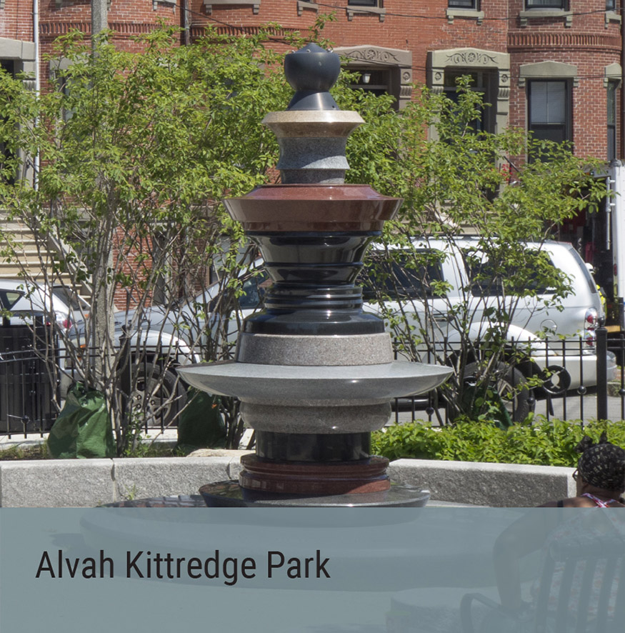 Outdoor Space Project - Alvah Kittredge Park