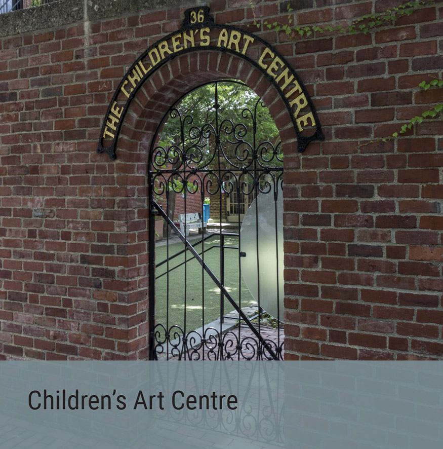 Outdoor Space Project - Childrens Art Centre
