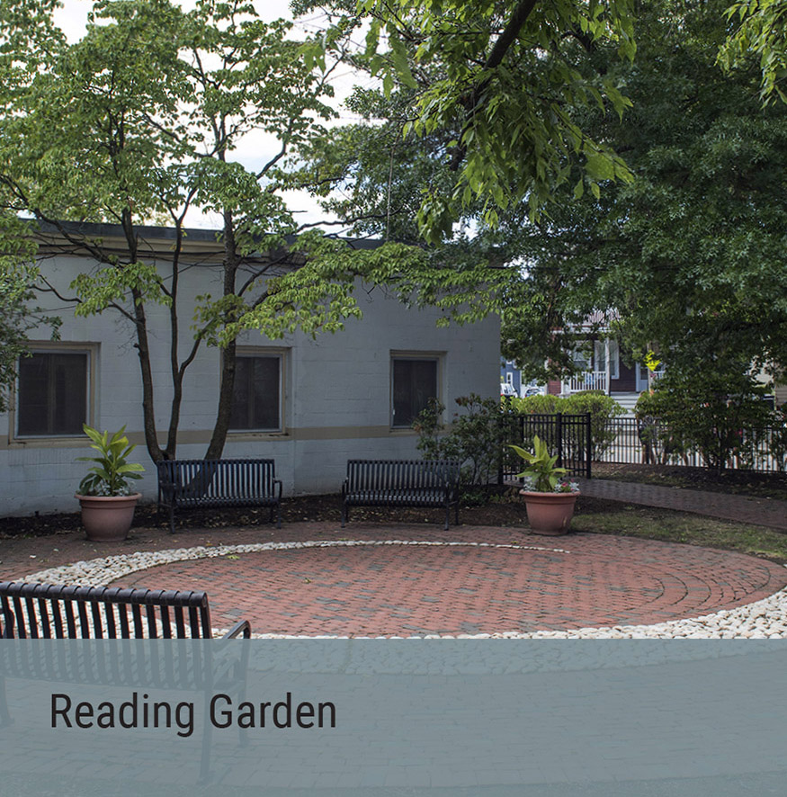 Outdoor Space Project - Reading Garden