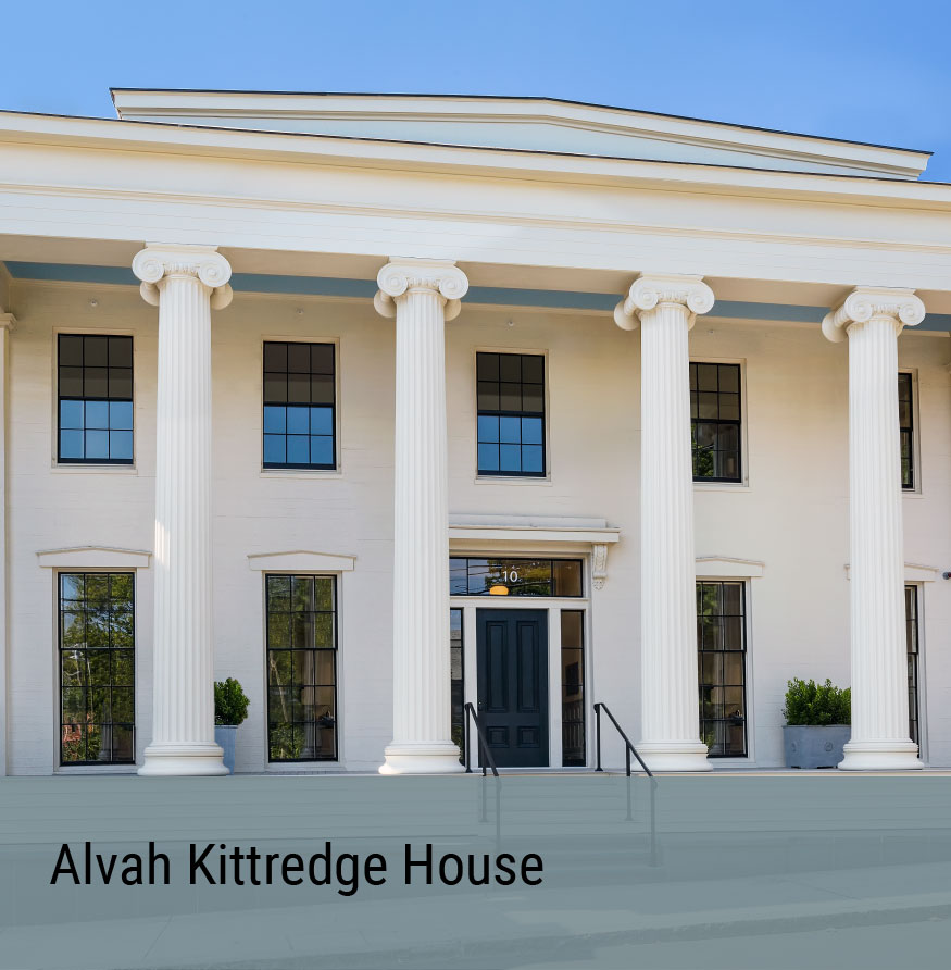 Preservation Project - Alvah Kittredge House