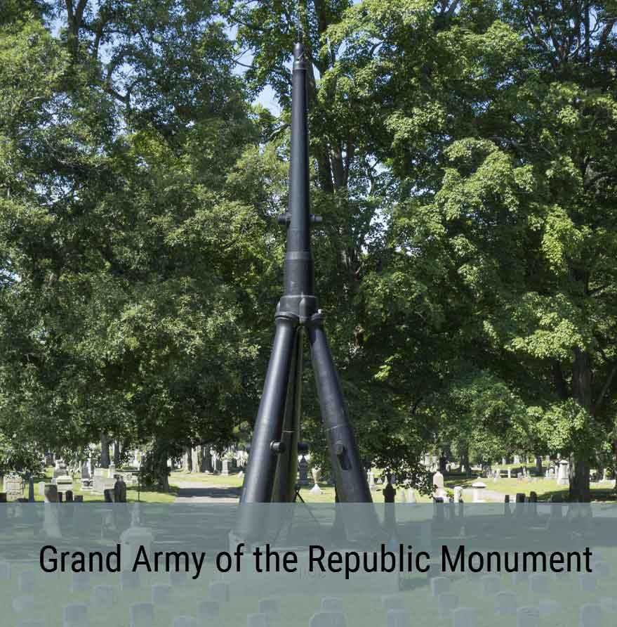 Public Art Project - Grand Army of the Republic Monument