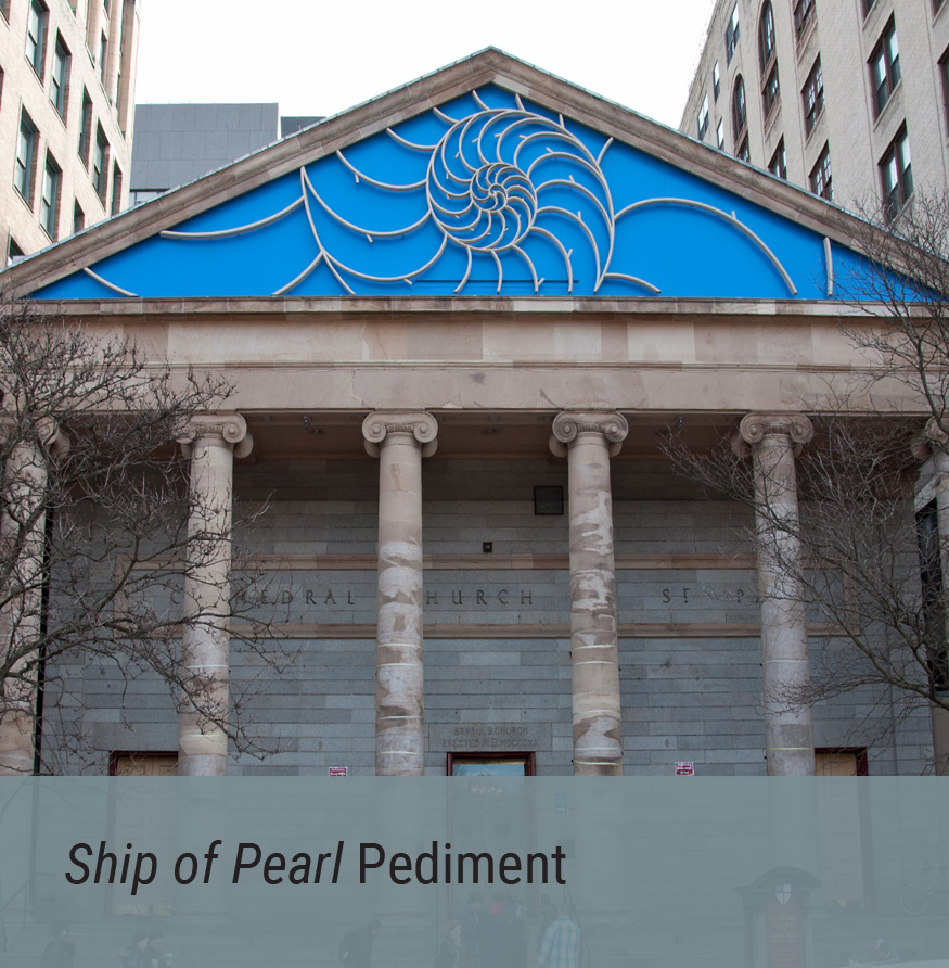 Special Project - Ship of Pearl Pediment