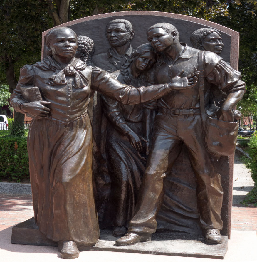 Special Project - Harriet Tubman Sculpture and Park